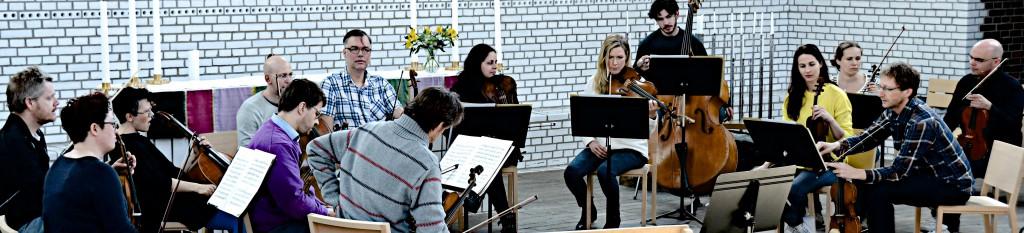 Repetition Årsta kyrka 1 maj 2015